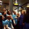 Hillary at ROC