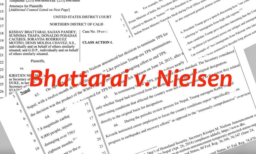 Bhattarai Vs Neljesen